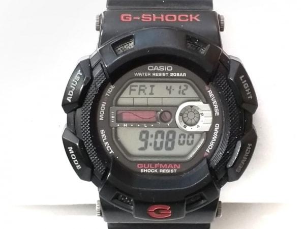CASIO(カシオ) 腕時計 G-SHOCK G-9100 メンズ RUST RESIST GULFMAN/ラバーベルト