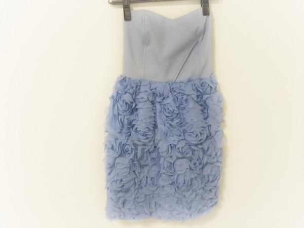 Lily Brown(リリーブラウン) ドレス レディース ライトブルー フラワー