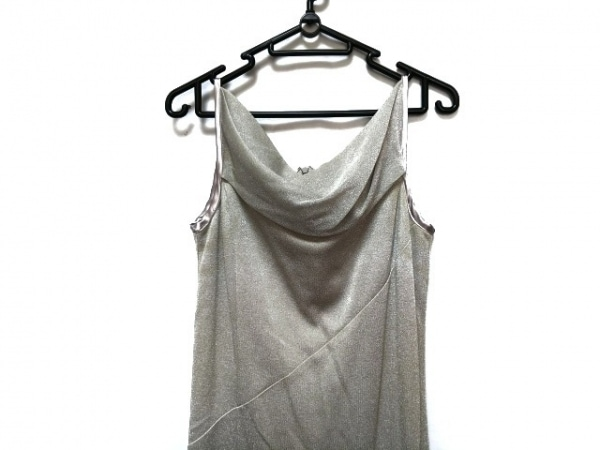 INDIVI(インディビ) ドレス レディース シルバー