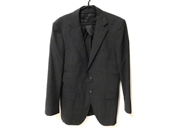 DORMEUIL(ドーメル) シングルスーツ メンズ ダークグレー gotairiku/2B
