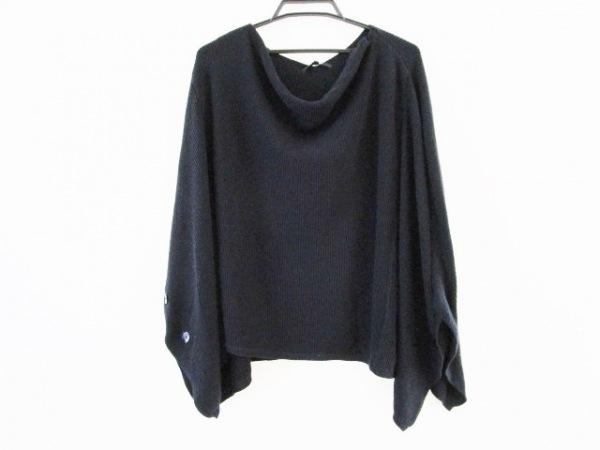 ANAYI(アナイ) セーター サイズ38 M レディース ダークネイビー
