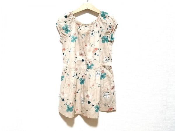 Bonpoint(ボンポワン) ワンピース サイズ6 M レディース美品  花柄/子供服