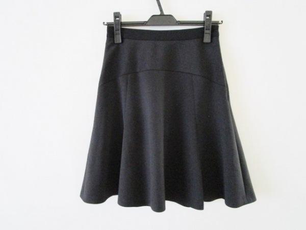 JUSGLITTY(ジャスグリッティー) スカート サイズ1 S レディース 黒