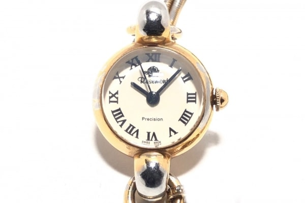 Rosemont(ロゼモン) 腕時計 RS-004 レディース 白