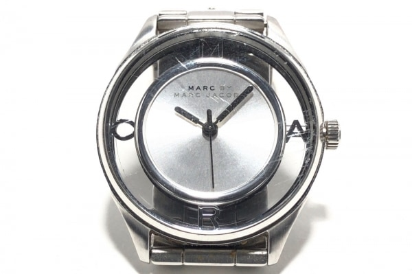 MARC BY MARC JACOBS(マークジェイコブス) 腕時計 MBM3412 ボーイズ シルバー
