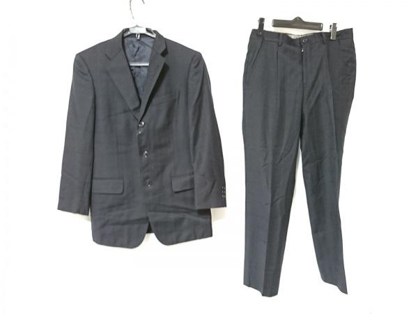 BIGI(ビギ) シングルスーツ サイズM メンズ ダークネイビー