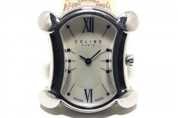 CELINE(セリーヌ) 腕時計 - レディース シェル