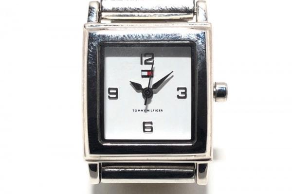 TOMMY HILFIGER(トミーヒルフィガー) 腕時計 TH54.3.25.0738 レディース 白