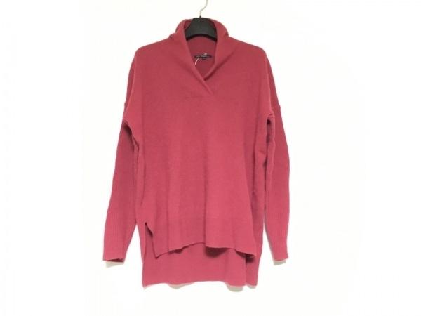 23区(ニジュウサンク) 長袖セーター サイズ38 M レディース レッド
