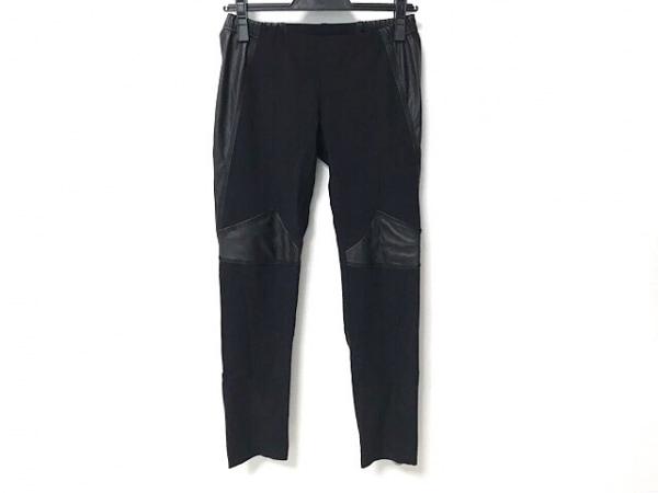 Ujoh(ウジョー) パンツ サイズ2 M レディース新品同様  黒