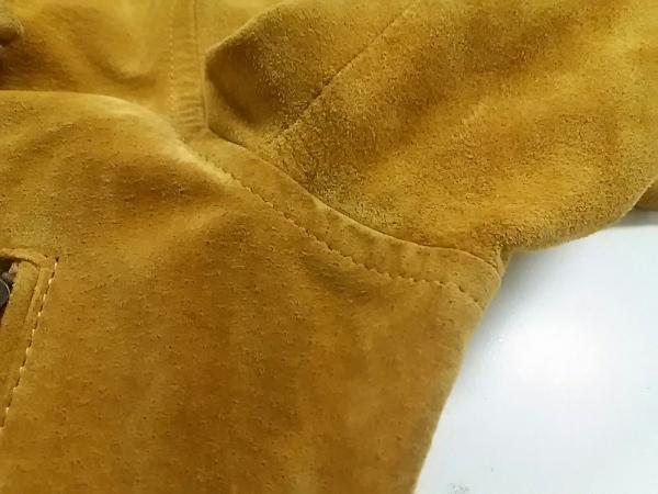 インパクティスケリー ライダースジャケット サイズS レディース ライトブラウン