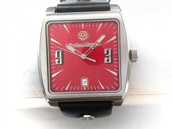 TIMEX(タイメックス) 腕時計 - メンズ レッド
