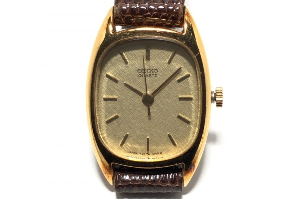 SEIKO(セイコー) 腕時計 1421-5620 レディース ゴールド