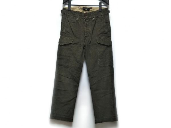 ダブルアールエル ラルフローレン パンツ サイズ30 メンズ カーキ×ブラウン