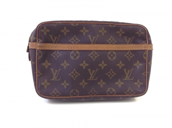 LOUIS VUITTON(ルイヴィトン) セカンドバッグ モノグラム コンピエーニュ M51847