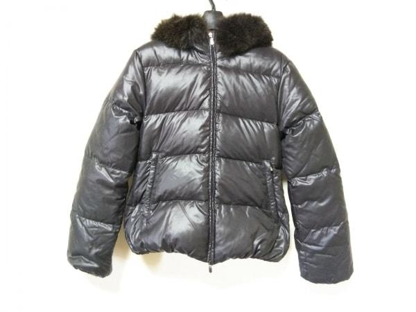 DUVETICA(デュベティカ) ダウンコート サイズ40 M レディース美品  Adhara 黒 冬物