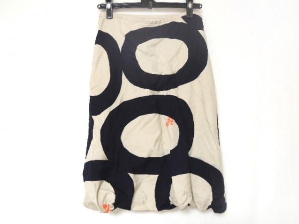 mina perhonen (mina)(ミナペルホネン) バルーンスカート サイズ36 S レディース