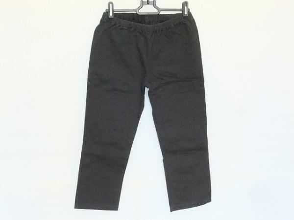tumugu(ツムグ) パンツ レディース 黒