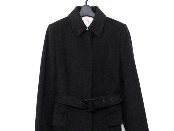 ポールスミスウィメン コート サイズ40 M レディース美品  黒 PS/冬物
