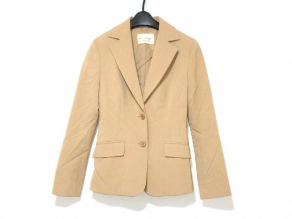 ストロベリーフィールズ ジャケット サイズ1 S レディース美品  ベージュ