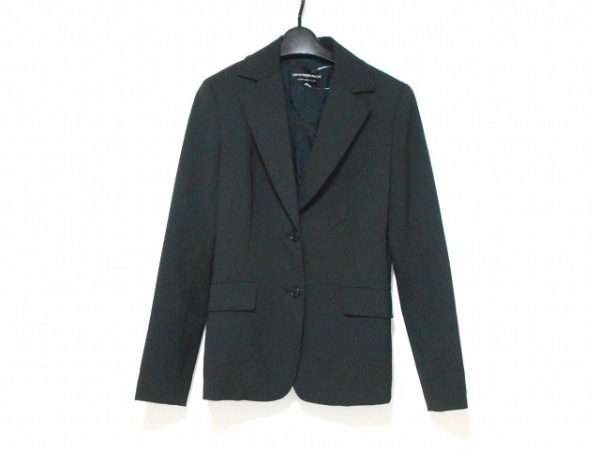 ストロベリーフィールズ ジャケット サイズ1 S レディース美品  黒