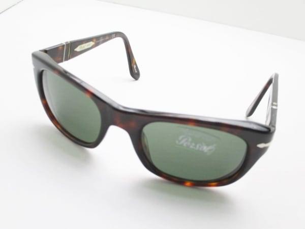 Persol(ペルソール) サングラス ブラウン 2978-S プラスチック×金属素材