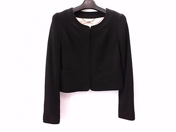 ef-de(エフデ) ジャケット サイズ7 S レディース美品  黒