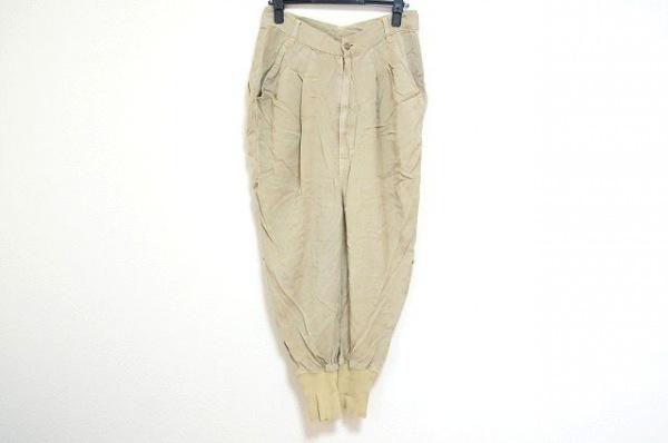 mercibeaucoup(メルシーボークー) パンツ サイズ1 S レディース ベージュ