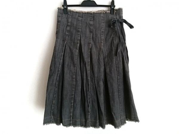 コムデギャルソンジュンヤワタナベ 巻きスカート サイズS レディース