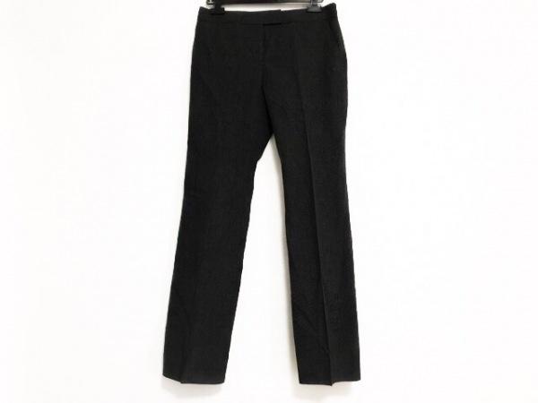 ブラックレーベルポールスミス パンツ サイズ42 L レディース 黒×アイボリー