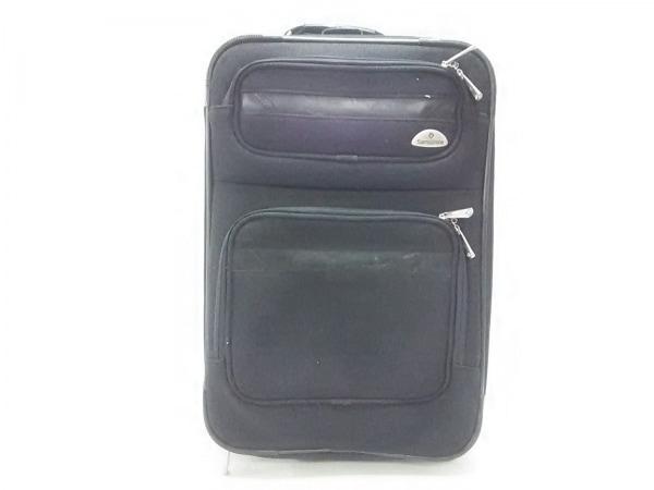 Samsonite(サムソナイト) キャリーバッグ 黒 ナイロン