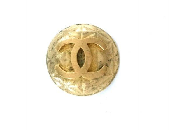 CHANEL(シャネル) イヤリング 金属素材 ゴールド ココマーク/片方のみ