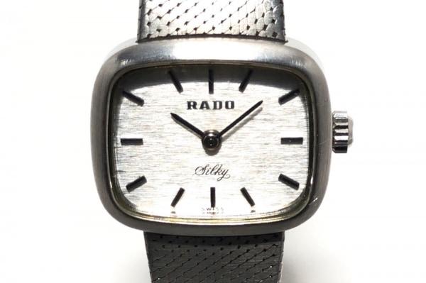 RADO(ラドー) 腕時計 silky - レディース シルバー