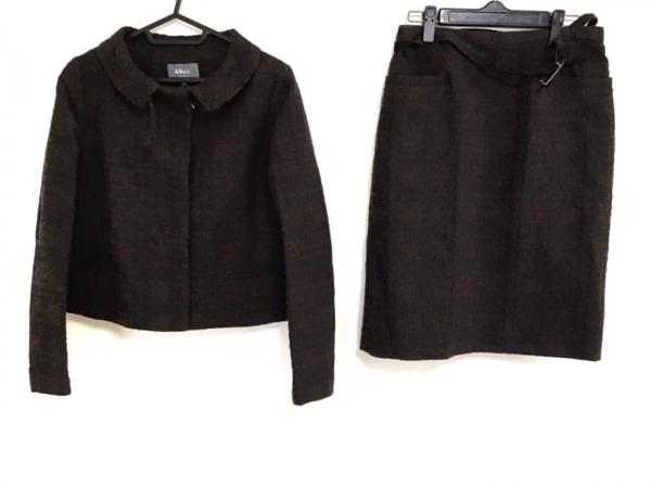 49アベニュージュンコシマダ スカートスーツ サイズ38 M レディース美品