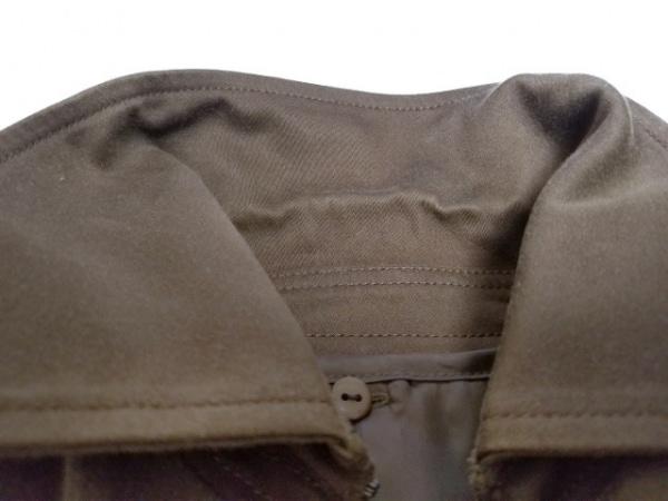 MORGAN(モルガン) コート サイズ38 M メンズ ダークグリーン 冬物