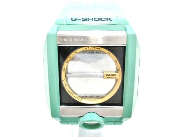 CASIO(カシオ) 腕時計美品  G-8100B メンズ ライトグレー