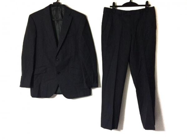 RICHARD JAMES(リチャードジェームス) シングルスーツ メンズ ダークグレー×白