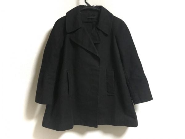 THE ROW(ザロウ) コート サイズ2 M レディース 黒 冬物
