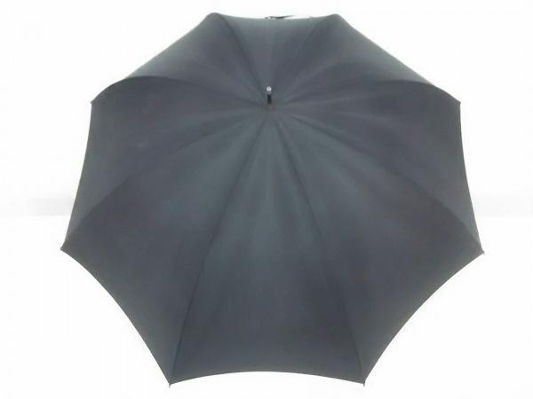 Afternoon Tea(アフタヌーンティー) 日傘 黒×ブラウン 化学繊維