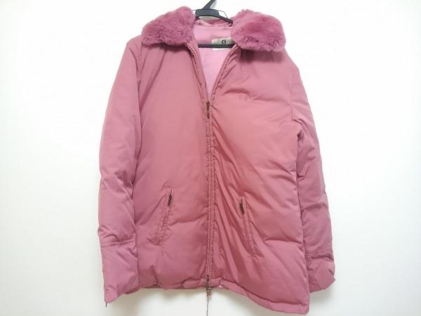 AIGNER(アイグナー) ダウンジャケット レディース ピンク 冬物