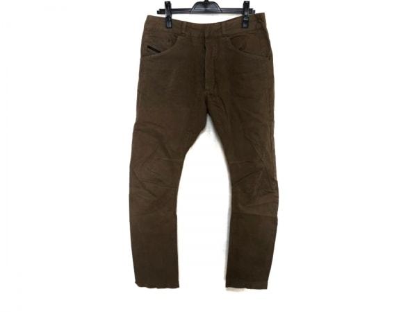 DIESEL BlackGold(ディーゼルブラックゴールド) パンツ サイズ30 メンズ ブラウン