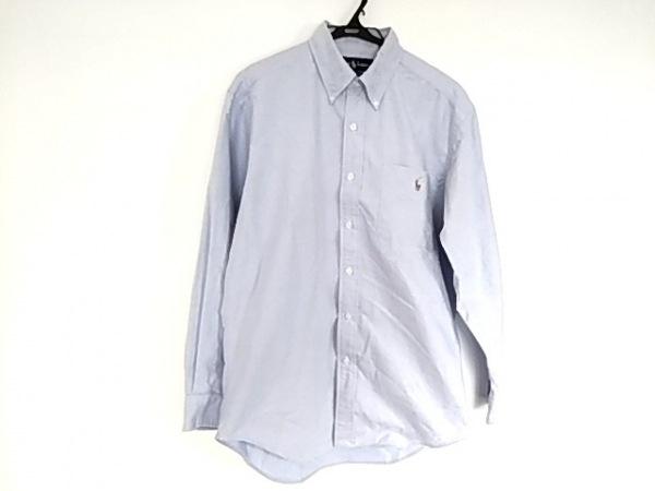 RalphLauren(ラルフローレン) 長袖シャツ サイズL メンズ ブルー