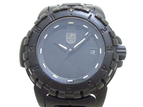LUMINOX(ルミノックス) 腕時計 ナイトホーク F-117 メンズ 黒