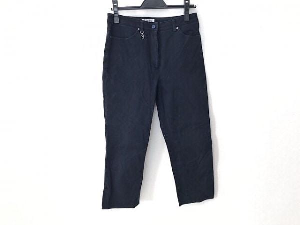 PICONE(ピッコーネ) パンツ サイズ38 S レディース美品  ネイビー