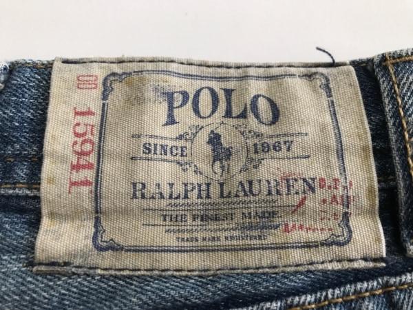 POLObyRalphLauren(ポロラルフローレン) ショートパンツ サイズ100 メンズ ブルー
