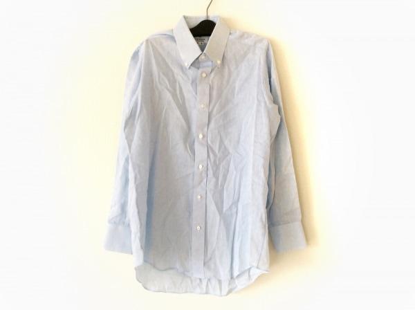 LANVIN COLLECTION(ランバンコレクション) 長袖シャツ メンズ ライトブルー