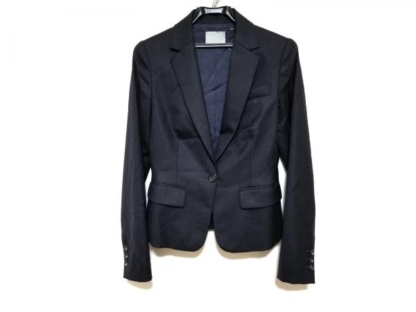 プレミス フォー セオリー リュクス ジャケット サイズ40 M レディース美品  黒