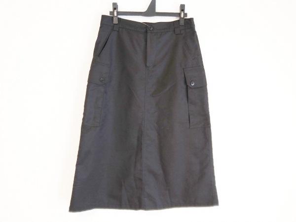 agnes b(アニエスベー) スカート サイズ40 M レディース 黒