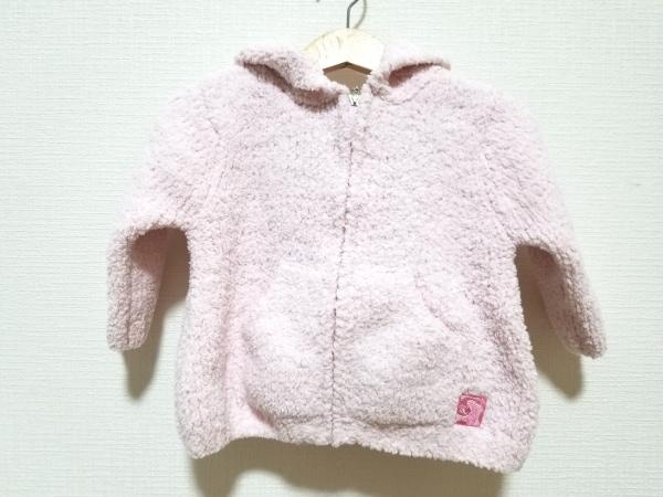 KASHWERE(カシウエア) パーカー サイズ12cm-18cm レディース美品  ピンク 子供服