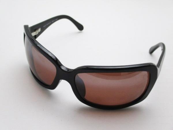 Maui Jim(マウイジム) サングラス MJ-201-02 ダークブラウン×黒 プラスチック